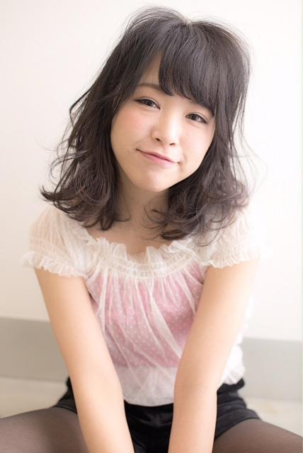 【Euphoria】甘くてとろけるふわくしゃパーマ☆黒髪MIX