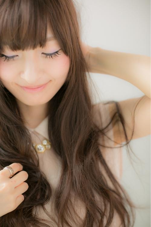 【Euphoria】☆女の子の憧れ☆ふんわり★マシュマロロング☆