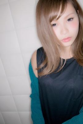 【Euphoria】透けカラーグレージュ
