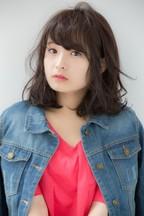 【Euphoria】透け感を出した黄金バランス黒髪小顔ボブ☆