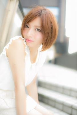 【Euphoria】☆涼可愛い☆クールフェミニンなショート♪