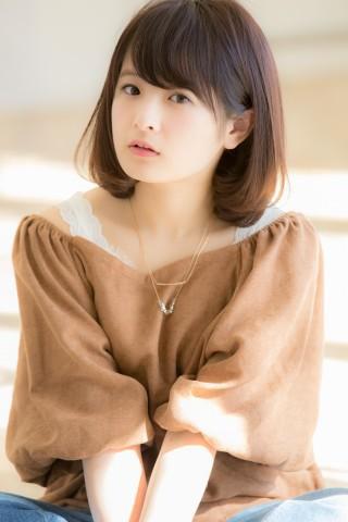 【Euphoria】王道可愛い☆お手入れ簡単ワンカールボブ