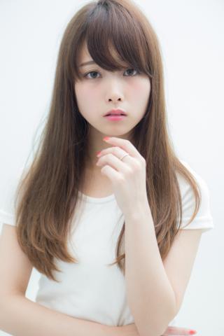 【Euphoria】小悪魔的にかわいいストレートヘア☆