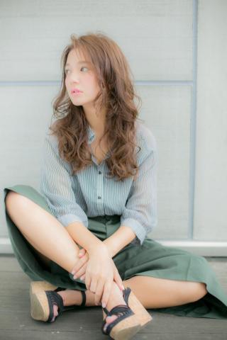 【Euphoria】大人の余裕を感じさせる☆魅了するボサウェーブ