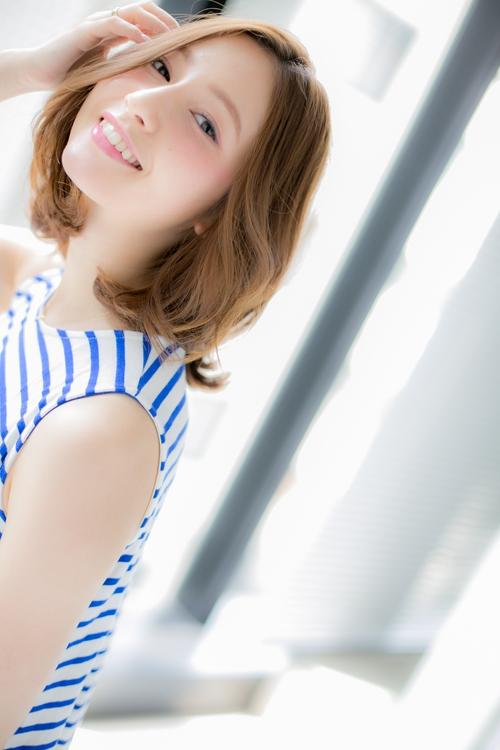 【Euphoria銀座】ゆるふわナチュラルカール☆ 担当:稲葉