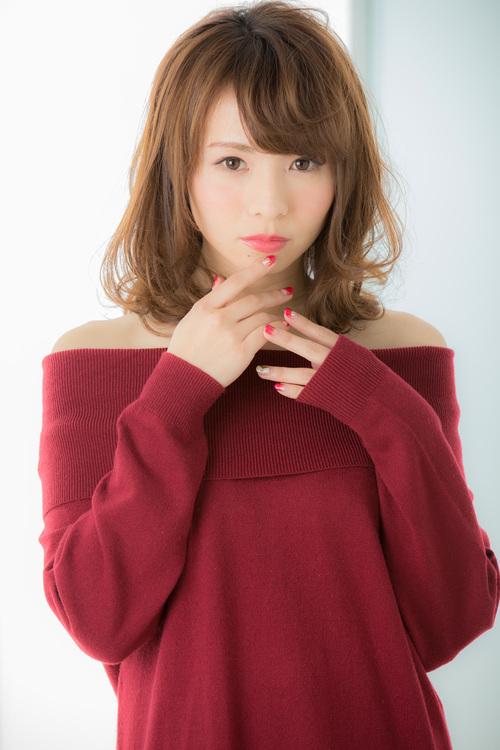【Euphoria銀座】簡単★カール×バイオレットアッシュ by片桐
