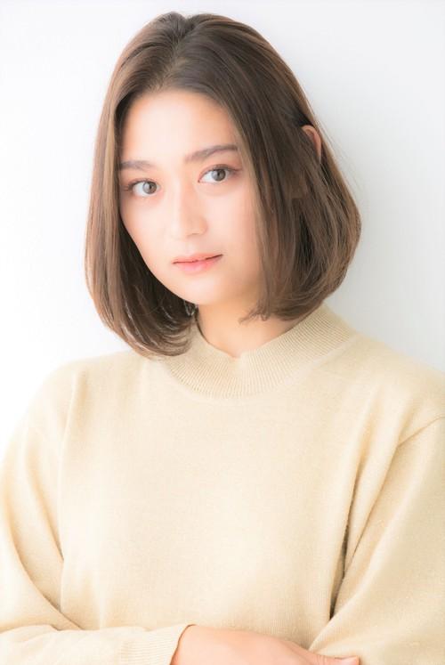 【Euphoria GINZA】3Dカラー×大人っぽミニマムボブ 担当畑