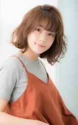 【Euphoria銀座】セミウェットボブ by上原