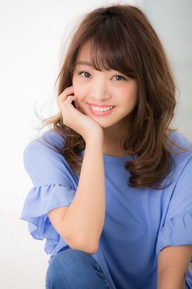 【Euphoria銀座】エアリーなナチュラルカール 担当:稲葉