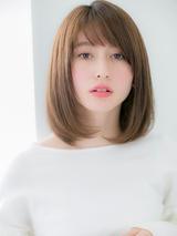 【Euphoria銀座】大人気◎ナチュラルミディ 担当 森