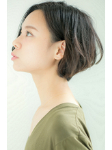 【Euphoria銀座本店】360°綺麗な耳かけ美人ショートボブ 長谷川