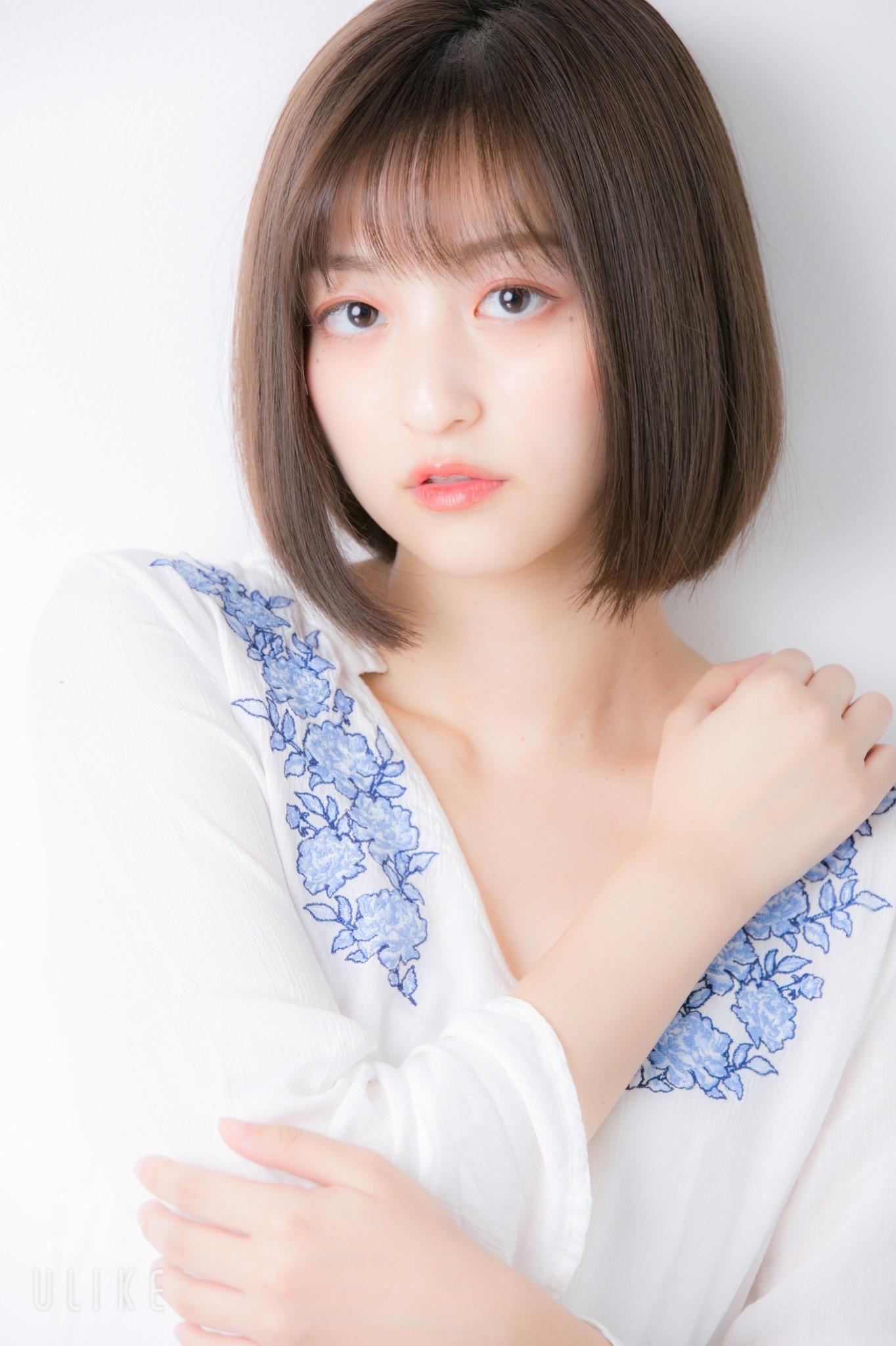 【Euphoria銀座本店】美シルエットストレートボブ☆斎藤