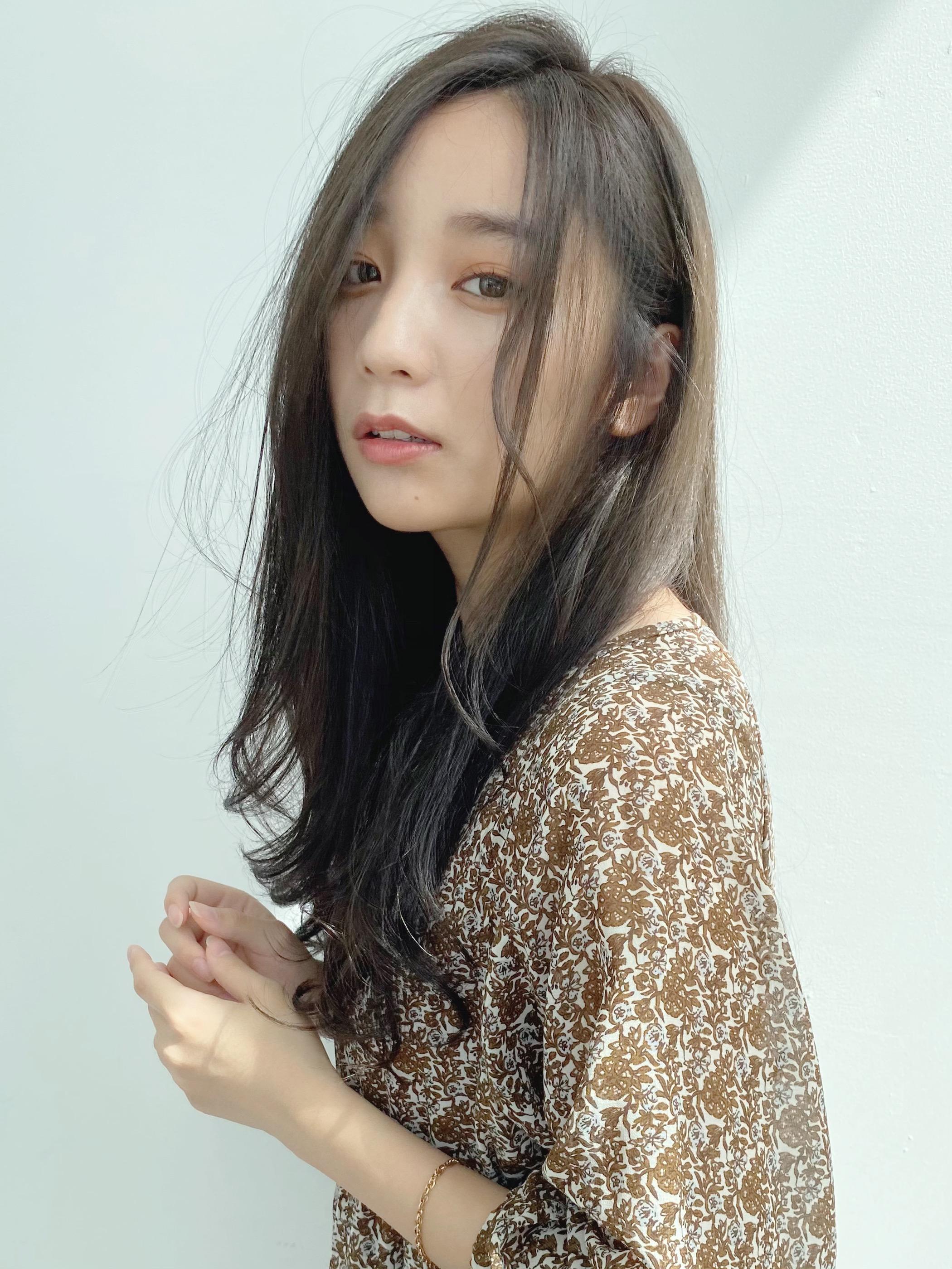 【Euphoria 銀座本店】シースルーレイヤーミディ 山崎翼