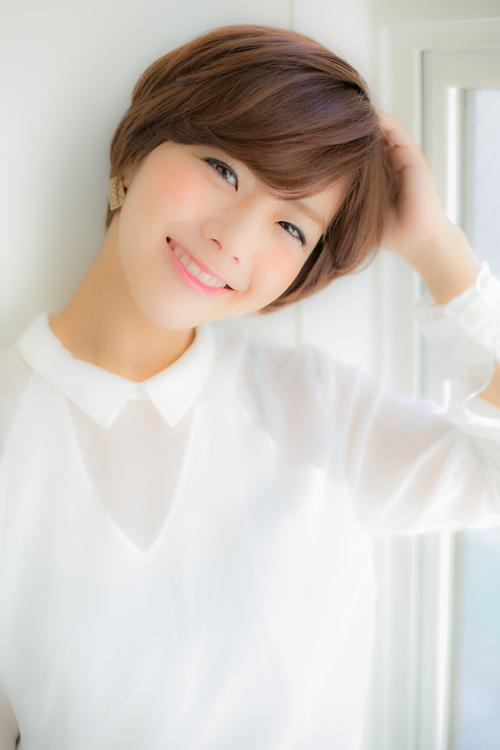 【Euphoria】笑顔が素敵なショート