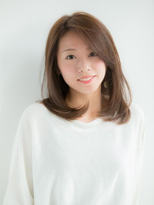 【Euphoria】大人かわいいユルふわミディ☆金沢千裕