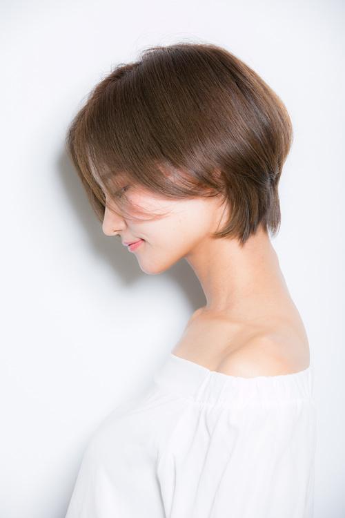 【Euphoria】頭の形が綺麗に見えるショート 担当 渋谷