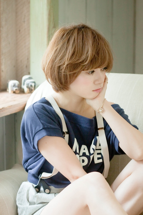 【Euphoria】絶対可愛くなる♪リラックスボブ♪担当渋谷