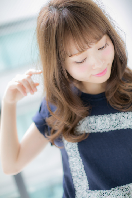 【Euphoria】くびれミディ☆愛されの秘訣は前髪に☆