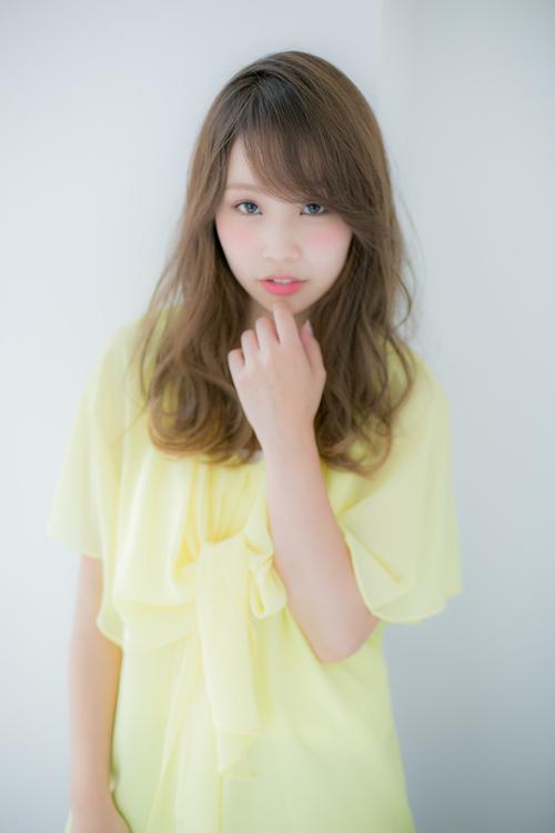【Euphoria】ハイライト★ゆるふわセミロング★