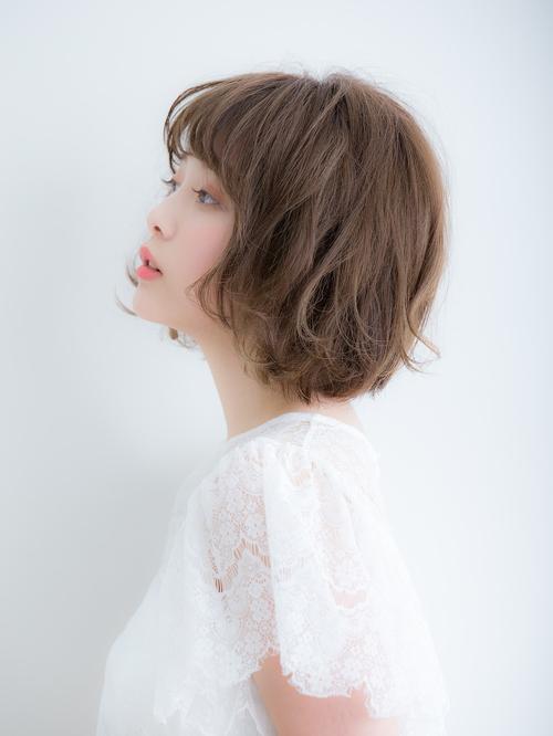 【Euphoria 金沢】透明感ナチュラルゆるふわロブ♪