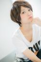 【Euphoria】頭のカタチが綺麗に見えるショート  担当 渋谷