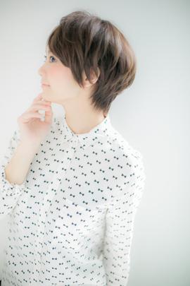【Euphoria】小顔に見えるショートヘアー担当 渋谷