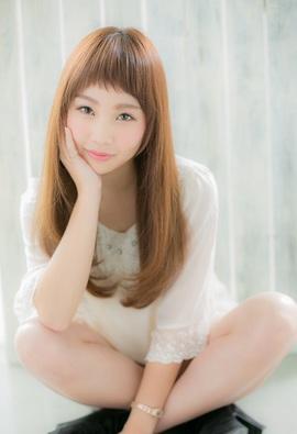 【Euphoria】眉上バングがオシャレ☆ハッピースタイル