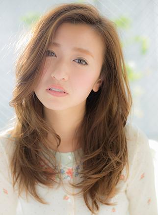 大人かわいい☆美髪パーマスタイル 担当小林