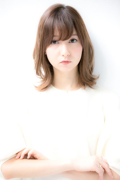 【Euphoria】 女子力高め☆外ハネCカール