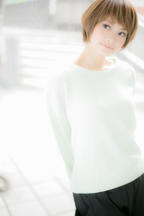 【Euphoria】フェミニンマッシュショート☆担当 小林