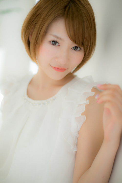 【Euphoria】大人かわいい小顔エアリーショート☆ 担当 福田