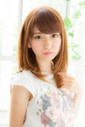 【Euphoria】モテの定番☆ミルキーストレート☆ 担当 福田