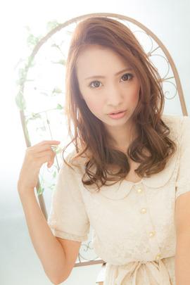 【Euphoria】グラマラスガーリーなふわカールセミディ☆ 福田