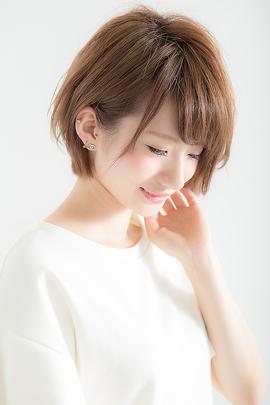 【Euphoria/松本 元也】外ハネ無造作カール☆小顔ショート
