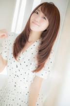 【Euphoria】触りたくなる美髪ストレート小顔ヘア☆ 担当 福田