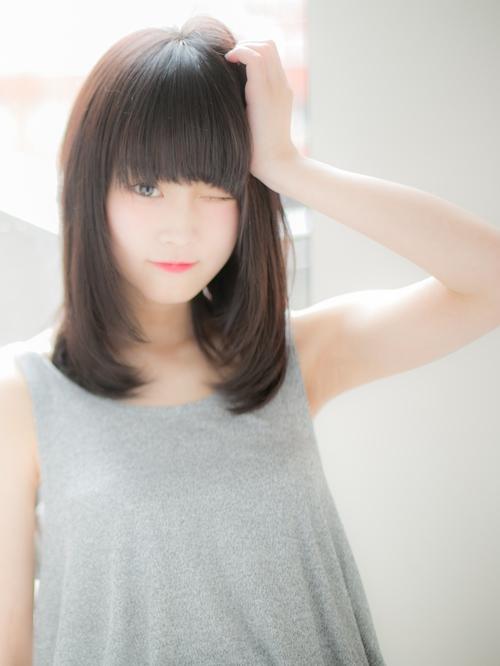 【Euphoria】髪がキレイに見える暗めグレーアッシュ♪(小暮)