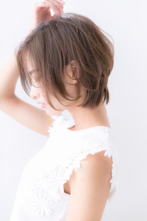 【Euphoria松本】大人クラシカル☆アシメショート