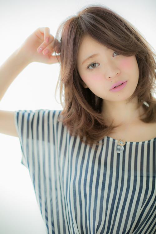 【Euphoria】魅惑のうざったバング☆大人の色気を香らせて・・♪