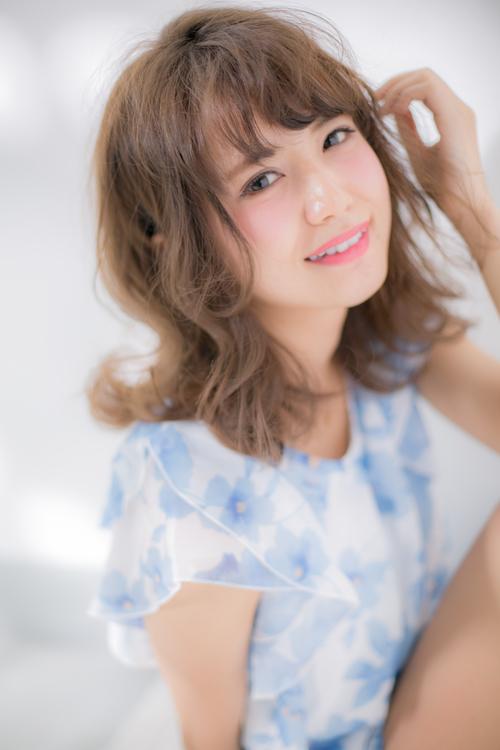 【Euphoria】大人への憧れが魅力を増大させる☆色っぽミディ