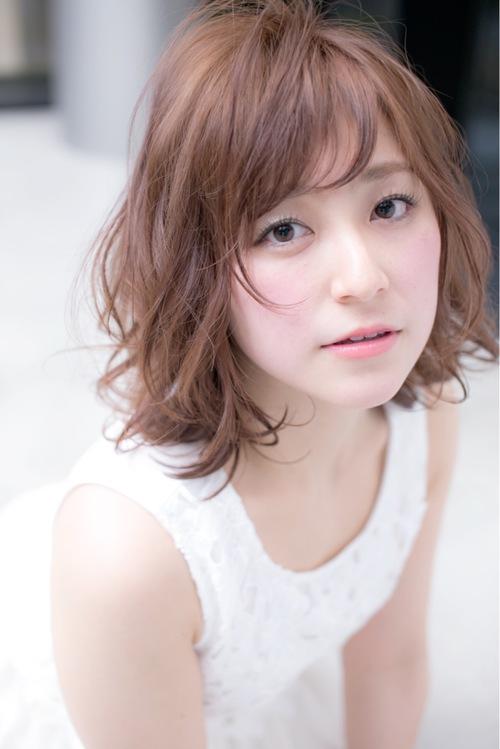 【Euphoria】シースルーバングの色気が織りなす☆魅惑のボブディ