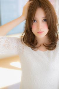 【Euphoria】☆揺れるカジュアルウェーブのモテ愛されヘア☆