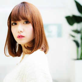【Euphoria】とろけるようなツヤ命☆ストレートロブ★(eriko)