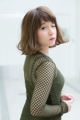 【Euphoria】軽やかな外ハネボブ☆担当大内☆
