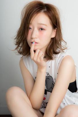 【Euphoria】小悪魔クールな外ハネボブ☆