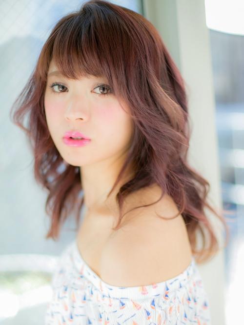 【Euphoria】 *ベリーピンク♪色っぽモードカラー*(eriko)