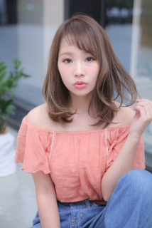 【Euphoria】可愛い愛されミディアム(eriko)
