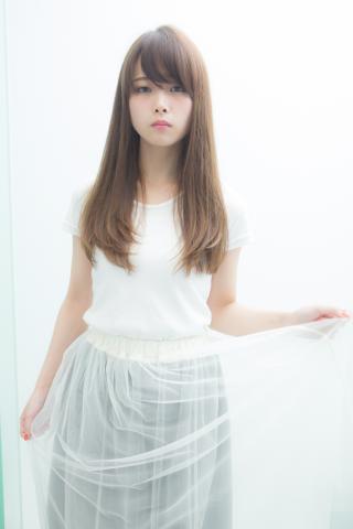 【Euphoria/担当 鬼塚】小悪魔的にかわいいストレートヘア☆
