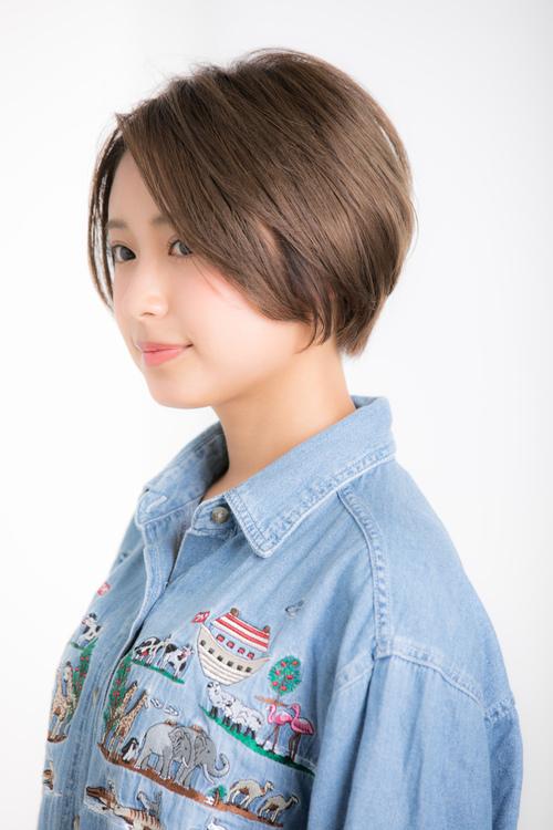 【Euphoria】美シルエット☆大人カジュアルショートボブ☆