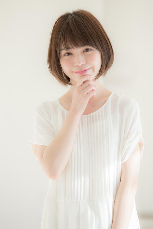 【Euphoria/三田淑絵】ナチュカワ前下がりショートボブ