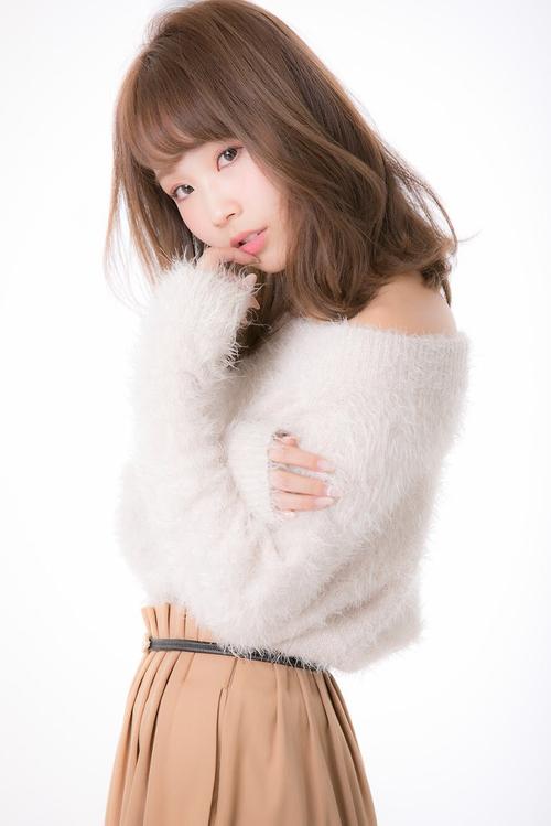 【Euphoria/三田淑絵】愛されとろみふわミディ